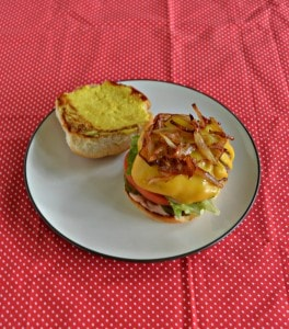In-N-Out Style Cheeseburgers (Copycat Recipe)