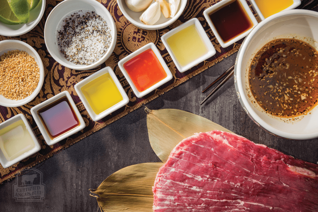 Try this delilcious Korean Beef Marinade with your favorite steak!