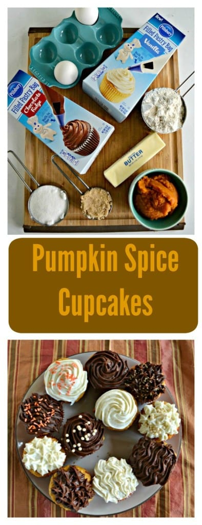 Love fall flavors? Check out my easy Pumpkin Spice Cupcakes!