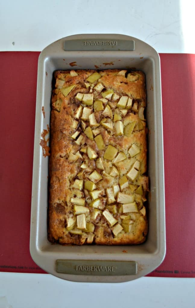 Delicious Apple Fritter Bread!