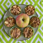 Apple Oatmeal Cups