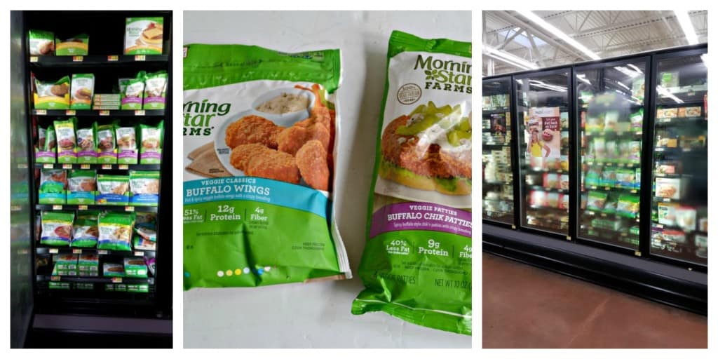 Get all of your favorite MorningStar Farms Veggie Cuisine at Walmart!