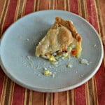 Chicken Pot Pie (Freezer Meal)