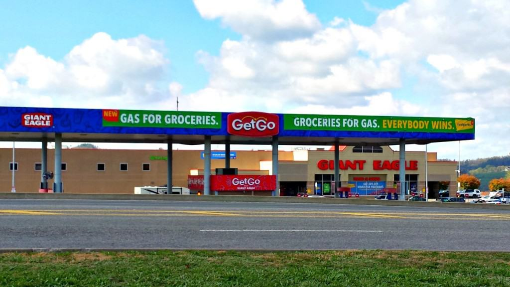 Get Giant Eagle Fuel Perks at GetGo!