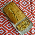 Peach Walnut Bread