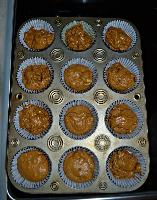 Delicious Gingerbread Cupcakes with Cinnamon Frosting