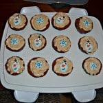 Looking for a fun holiday cupcake? Try these tasty Gingerbread Cupcakes!