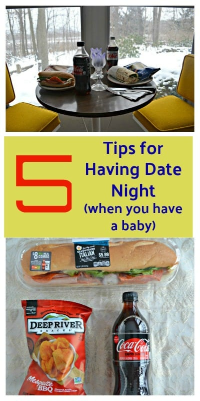5 Tips for Having Date NIght When You Have a Baby!