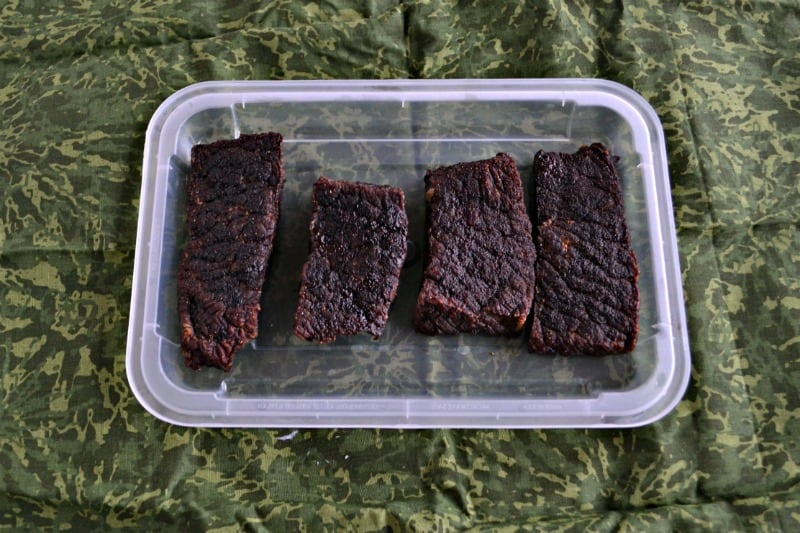 Beef Jerky is easy to make at home!