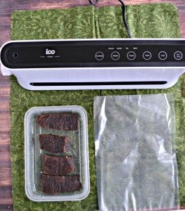 Homemade Beef Jerky + ICO Vacuum Sealer Review