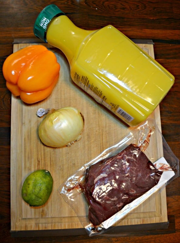 Everything you need to make Instant Pot Beef Carnitas