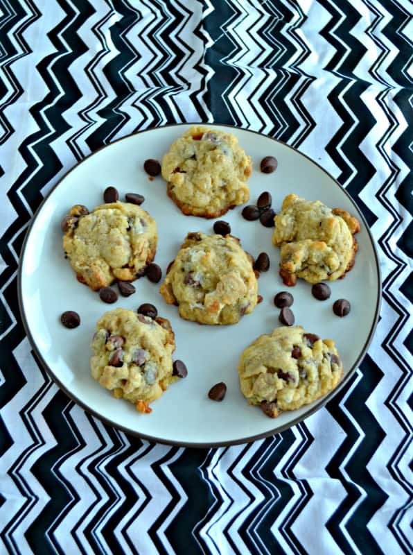You'll love these tasty S'mores cookies!