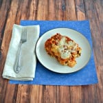 Beef and Winter Vegetable Lasagna