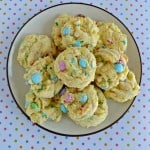 Funfetti Cake Mix Cookies