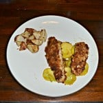 Make a flavorful and deliious Parmesan Chicken and Squash dinner!