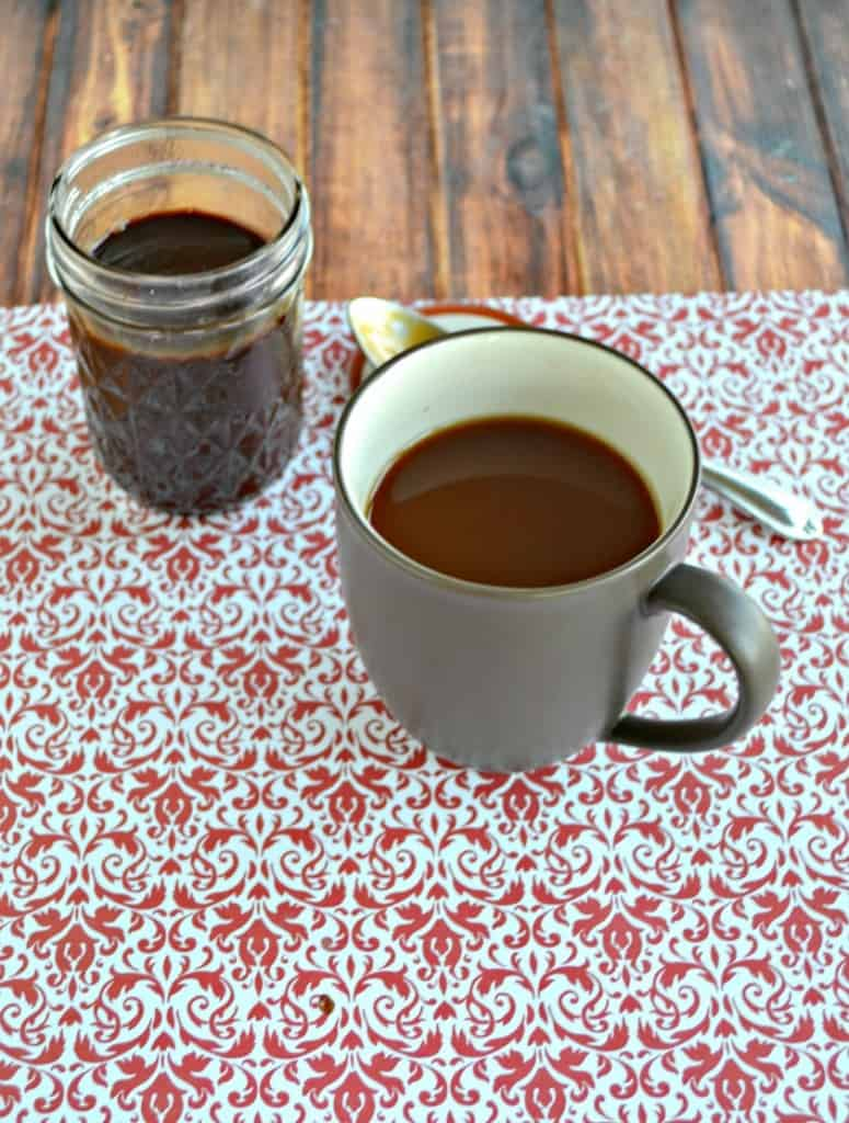 Coffee syrups are a great way to flavor your morning coffee.
