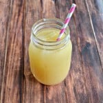 Grab a straw and try a tall glass of this Bozzy Iced tea Lemonade made with fresh lemons.