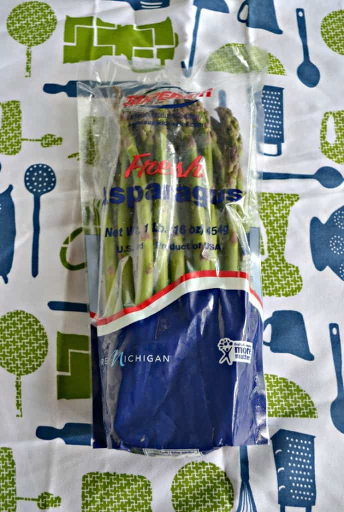 Michigan Asparagus is delicious!