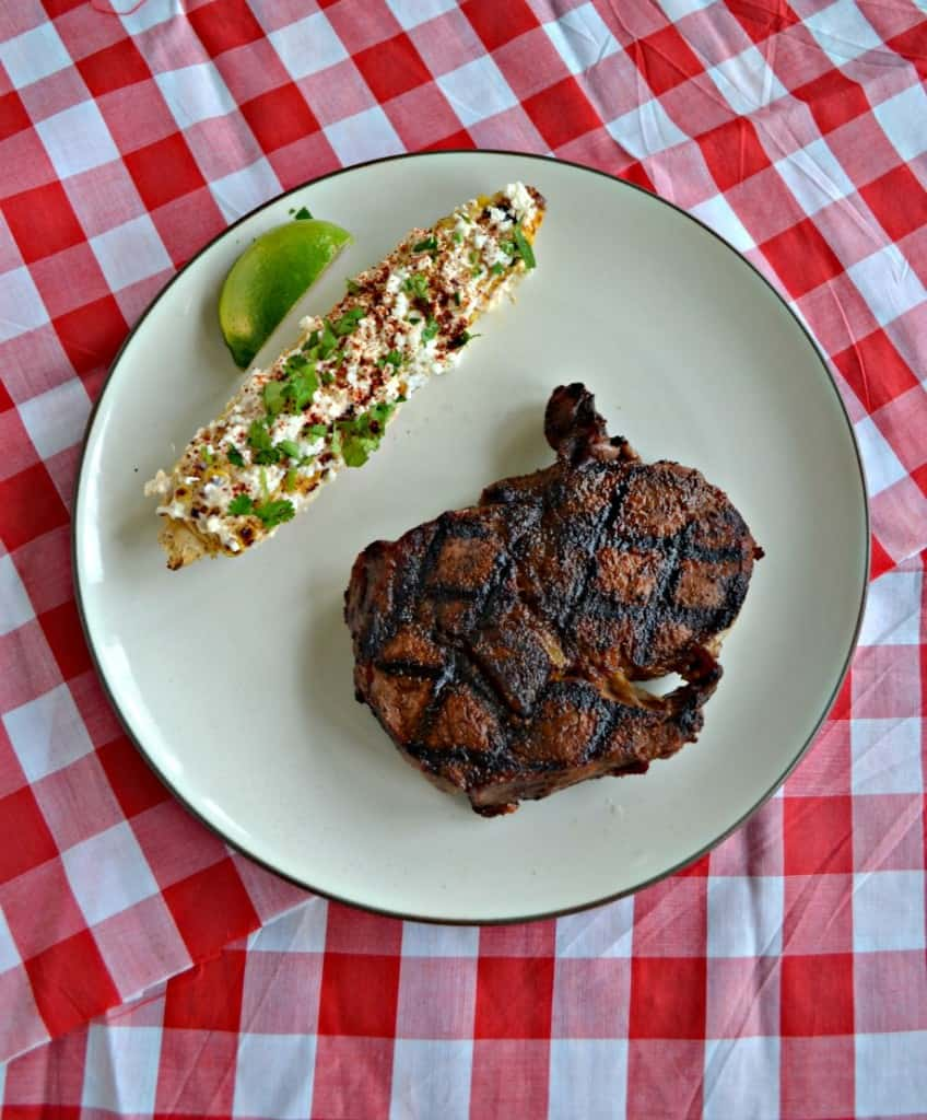 Looking for a quick and flavorful meal? Check out my Grilled Southwestern Steaks with Grilled Mexican Street Corn