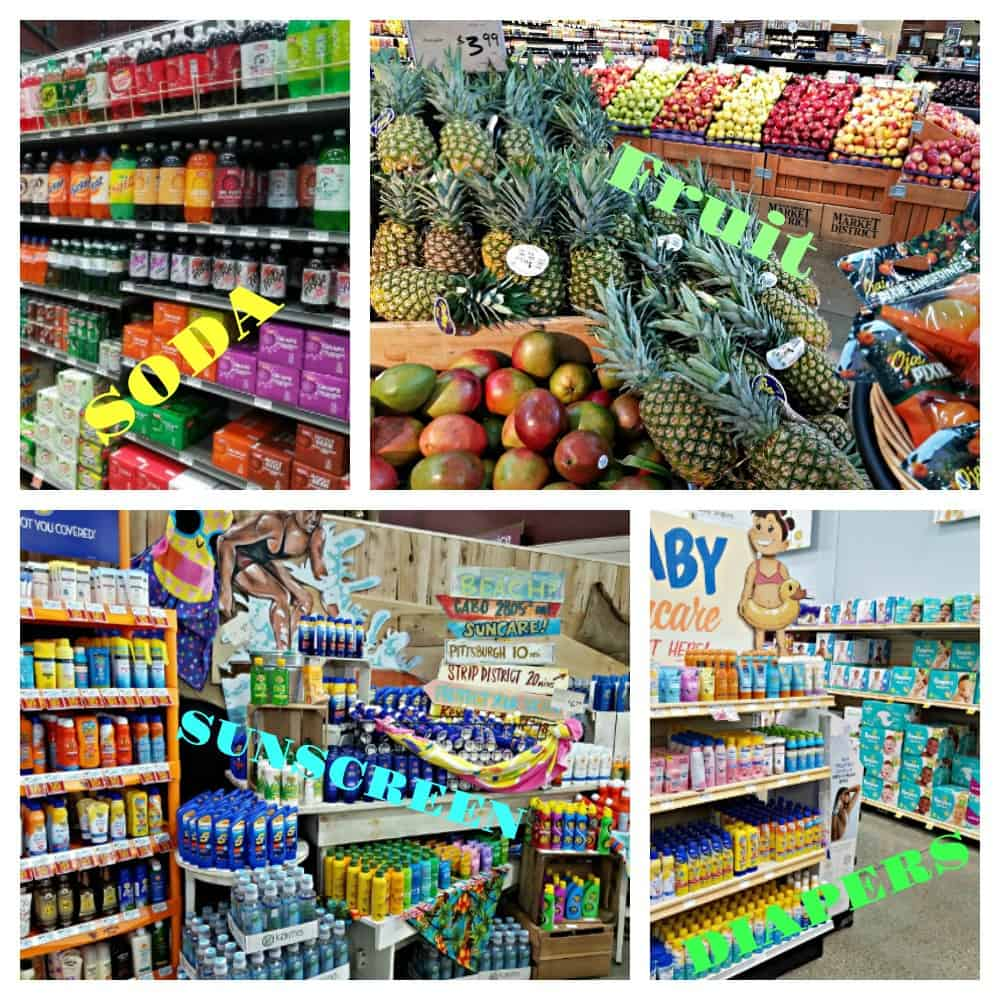 Head to Giant Eagle for all your summer fun needs!