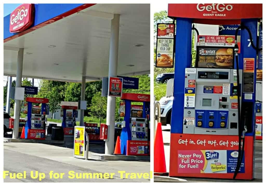 Giant Eagle is your one stop shop for summer fun including fueling up!