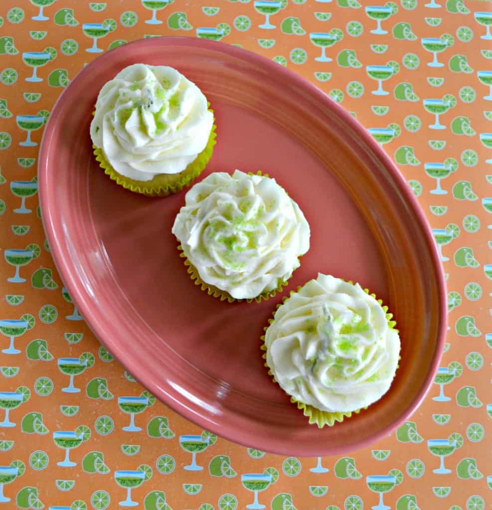 These Lime Cupcakes will be the hit of any party!