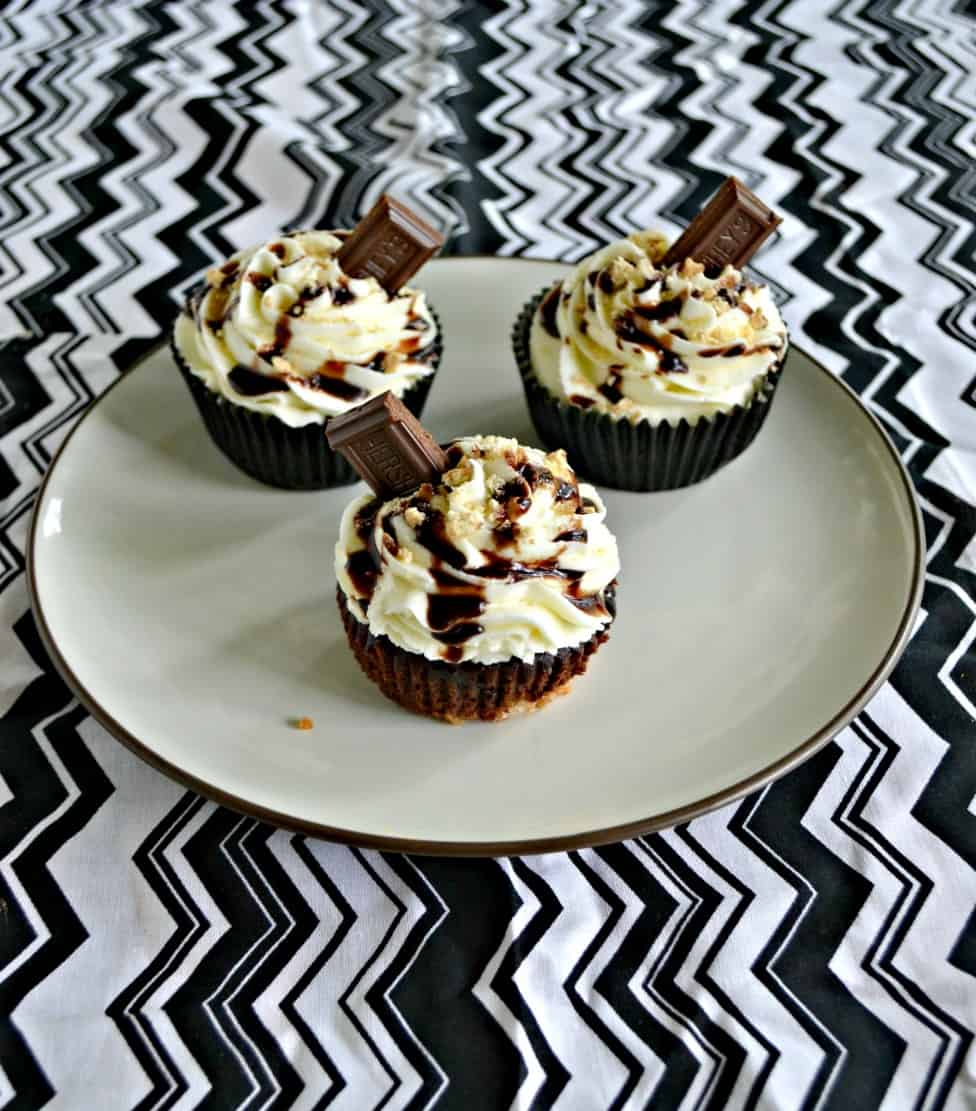 how to make s mores cupcakes