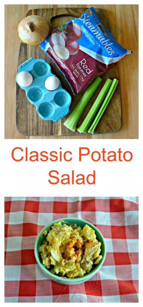 Everything you need to make Classic Potato Salad