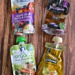 Baby Food Friday:  Baby Food Pouches Review