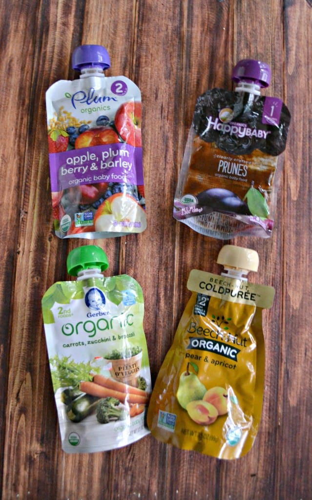 Baby Food Pouches Review