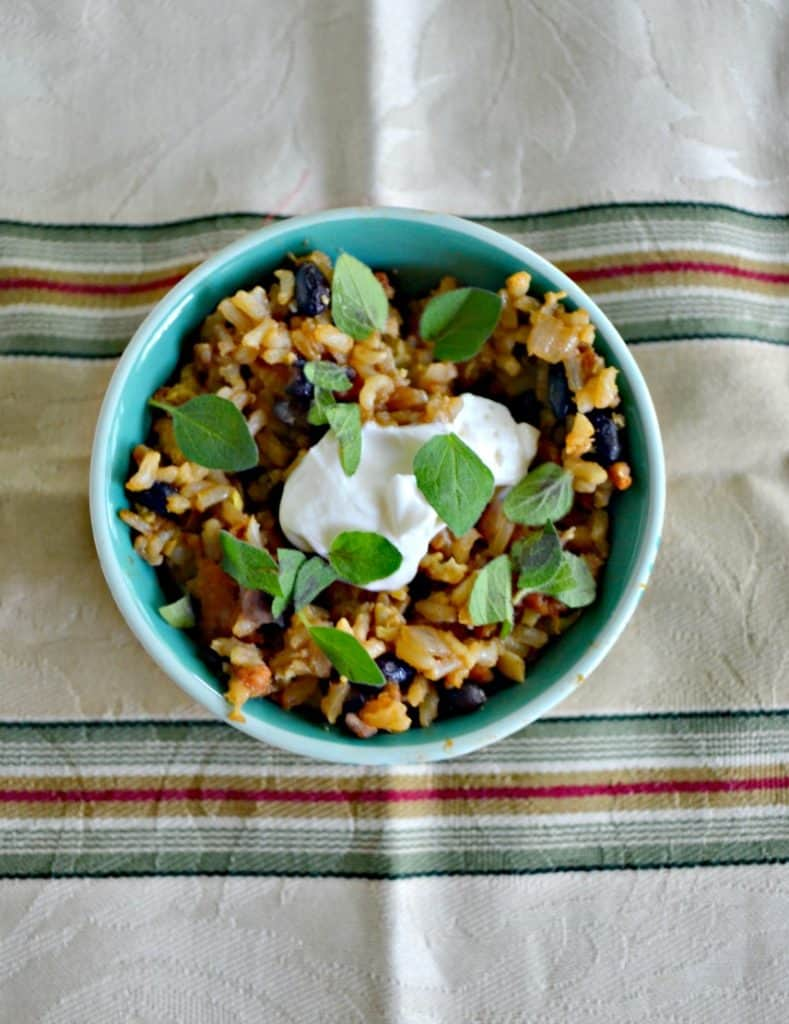 Ready for some fusion cuisine? Combine Asian and Mexican with this awesome Chorizo Fried Rice!