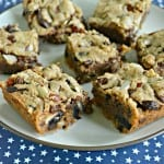 Compost Cookie Bars