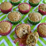 Honey Rhubarb Muffins