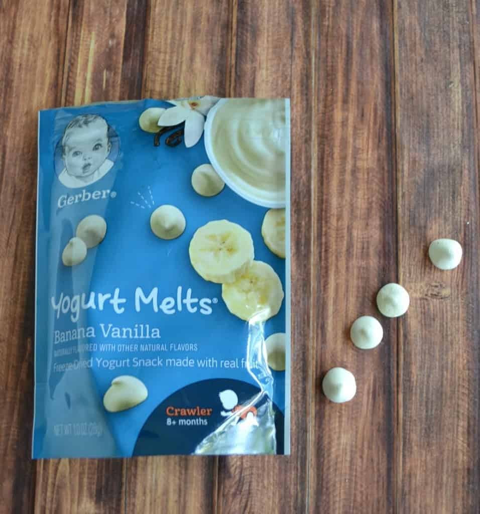 Gerber Yogurt Melts