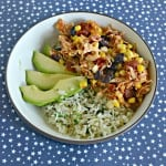 Instant Pot Chipotle Chicken Bowls