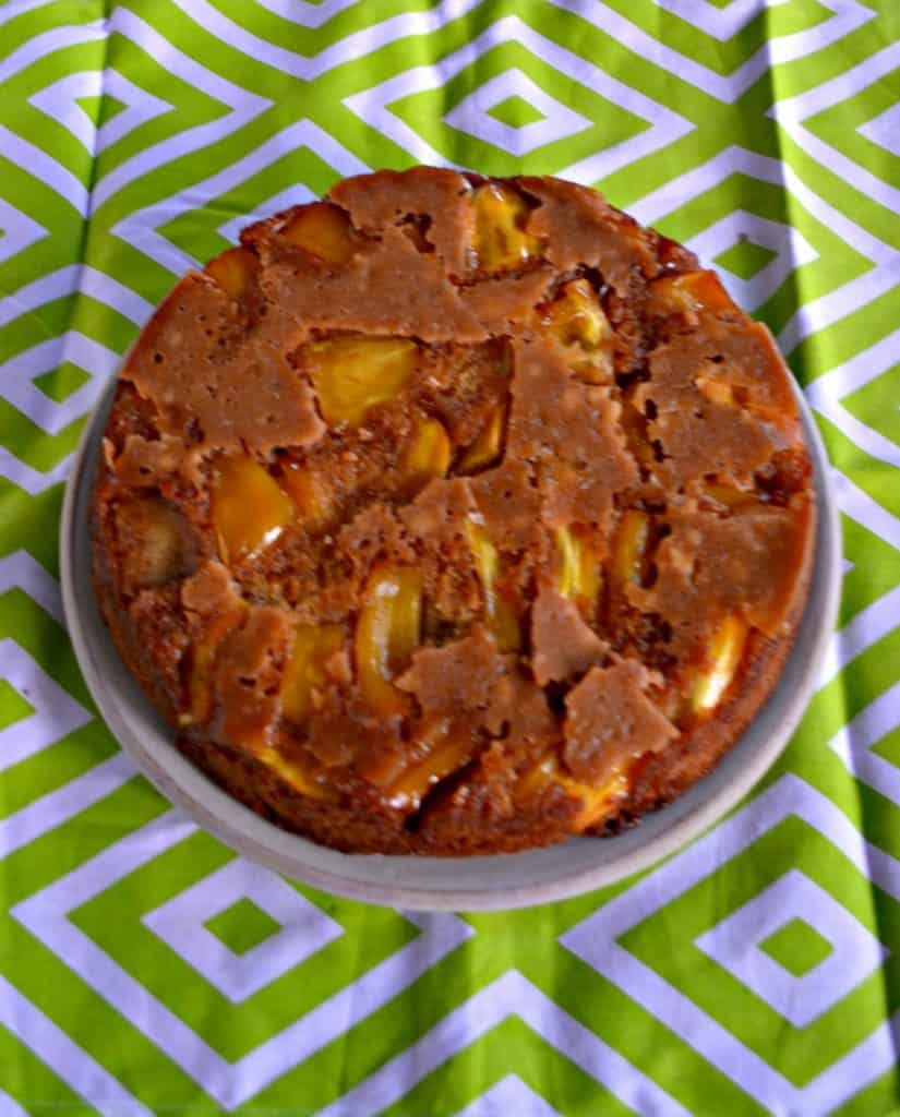 I love how fun and delicious this Jackfruit Upside DOwn Cake is!
