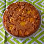 Grab a fork and dig into this Jackfruit Upside DOwn Cake