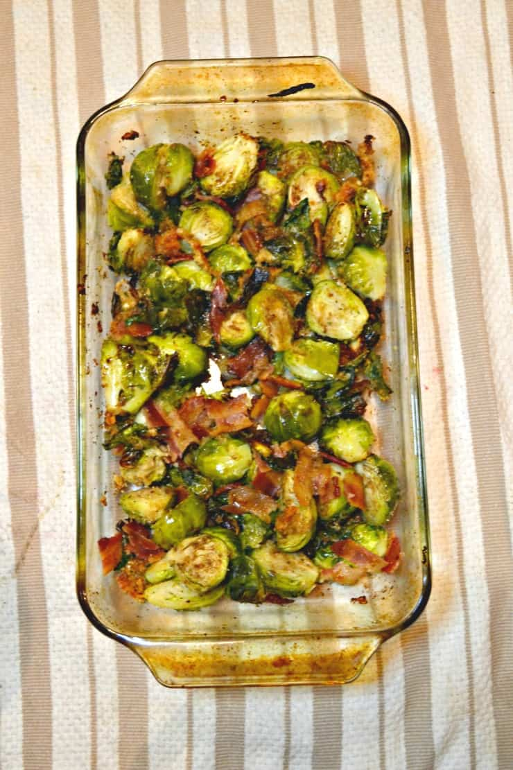 how to cook brussel sprouts in the oven balsamic