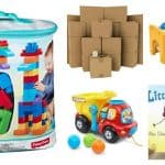 Toddler Tuesdays:   What Toys Do One Year Olds Like?