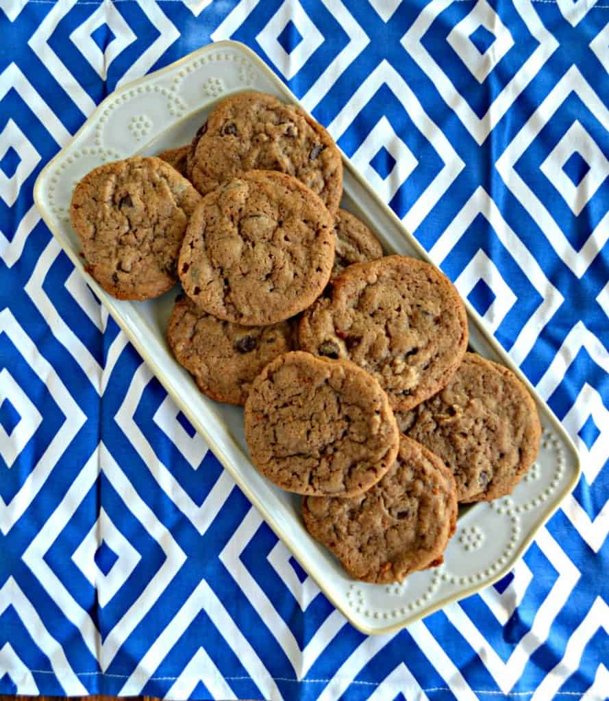 Chocolate Hazelnut Cookies are delicious for any occasion.