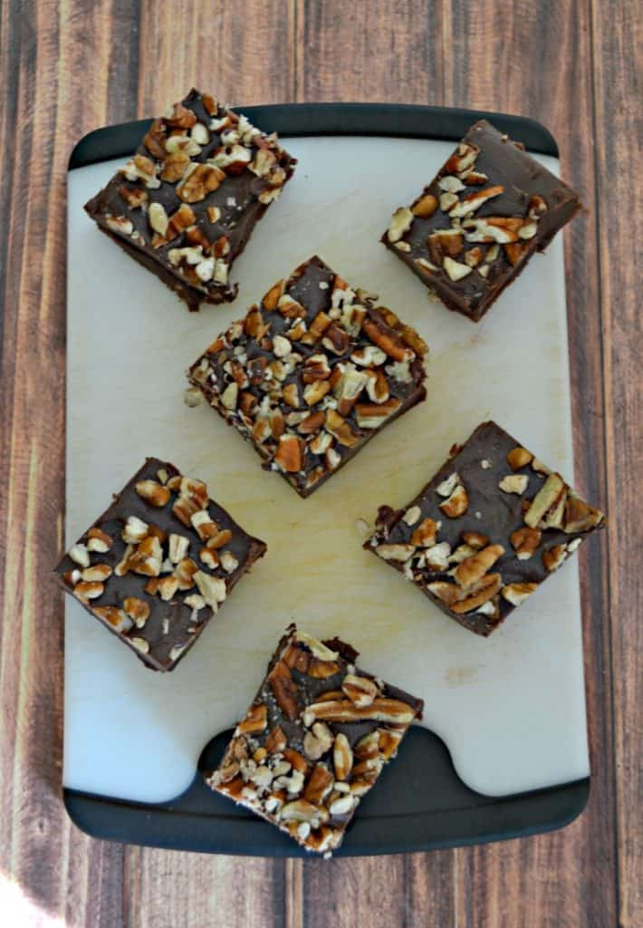If you like maple and nuts you'll love this Maple Nut Fudge!