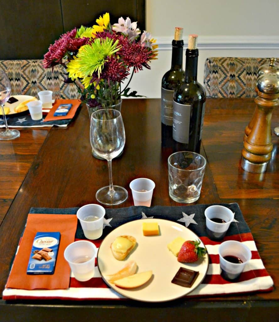 Hosting a wine tasting at home? Learn how to pair the perfect wine with different foods!