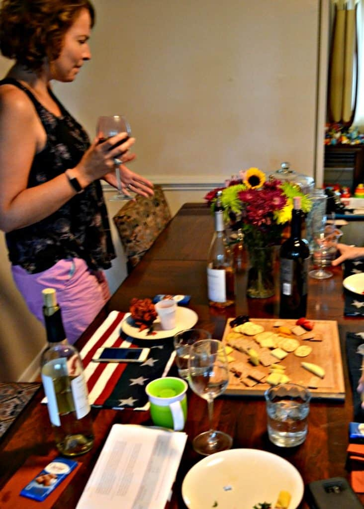 I hosted my own wine party and have some great tips on how you can do it too!