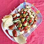 3 Easy Holiday Appetizer Recipes using Real California Cheese