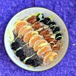 Looking for a tasty breakfast? Check out my Blackberry Pecan Oatmeal Bowls!
