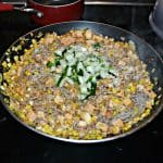 Spicy Soba Noodles with Corn, Cucumber, and Tofu
