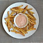 Air Fryer Old Bay French Fries