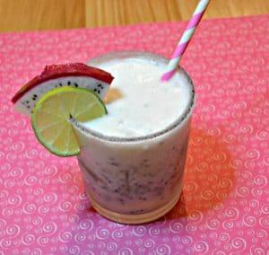 Dragon Fruit Margarita