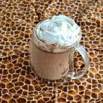 Make your own Salted Nutella Latte at home!