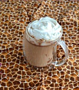 Salted Nutella Latte